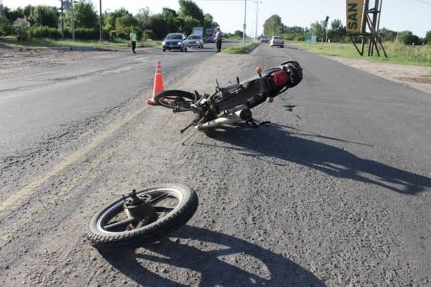 accidente ruta 1001
