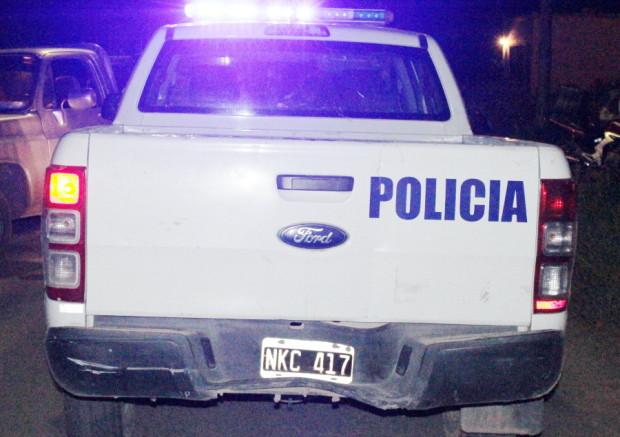 patrullero noche