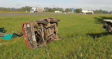 accidente ruta 01