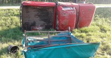 accidente ruta trabajadores rurales
