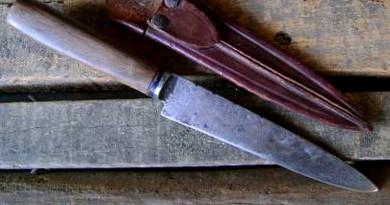 cuchillo verijero