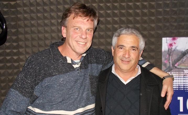 Alejandro Arnelli (Vice) - Jorge Pérez (Presi) DSCN0277