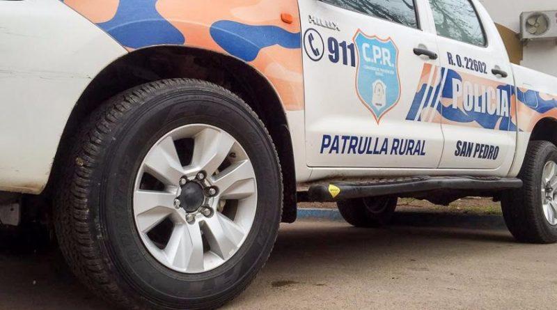 cubiertas patrulla rural