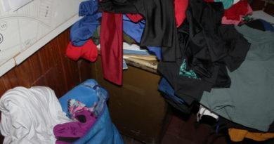 secuestro ropa