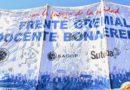 Paritarias: El Frente de Unidad Docente presentó las demandas en la comisión técnica