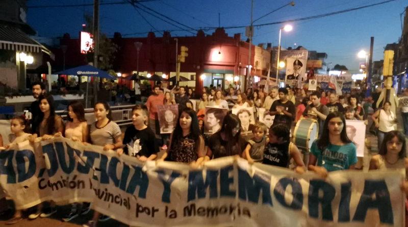"""*Vídeo / Día de la Memoria: """"30.000 desaparecidos nos empujan a seguir denunciando que el hambre y la falta de trabajo son crímenes"""""""