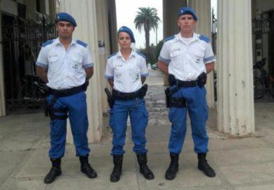 Destinan agentes de la Policía Local al Cementerio