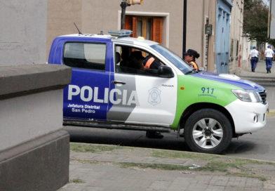 Santa Lucía: aprehendieron a un niño de 12 años que robó una bicicleta