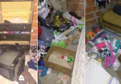 Río Tala: Delincuentes desvalijaron una casa