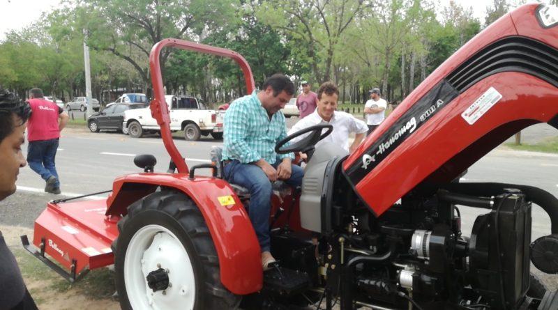 nuevo tractor