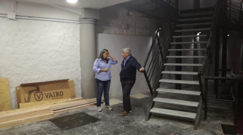 """*Video: El Centro Cultural """"Abelardo Castillo"""" será inaugurado el 5 de diciembre"""