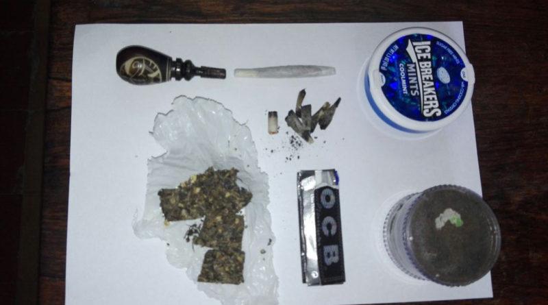 droga secuestrada