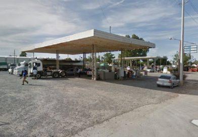 Delincuentes armados robaron en la estación de servicio de Sarmiento e Irlanda