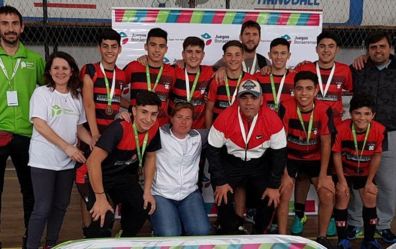 Futsal sub 16: Ganó 6-1 y es medalla de bronce ?