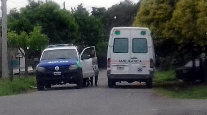 patrullero ambulancia