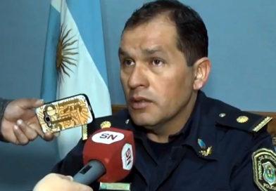 El subcomisario Galiano fue nombrado oficialmente como titular de la Comisaría
