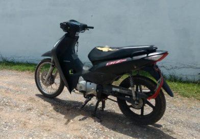 La Tosquera: Encuentran una moto con pedido de secuestro