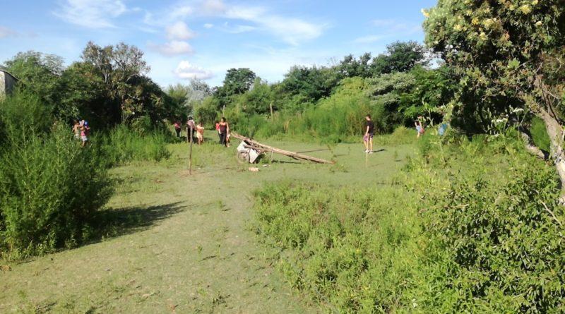 *Video: Otro terreno usurpado en Güemes al 1800