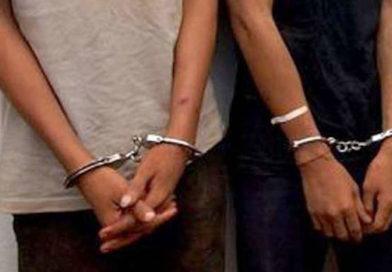 10 jóvenes, que participaron de una gresca, fueron aprehendidos en la madrugada