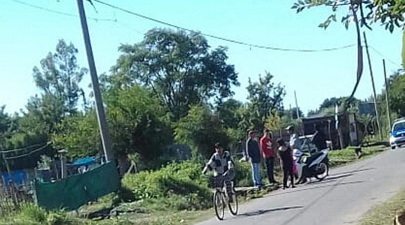 Notifican del desalojo a los ocupantes del terreno de calle Dávila