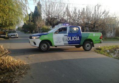 Dos aprehendidos por los hechos de violencia en el barrio Malvinas Argentinas