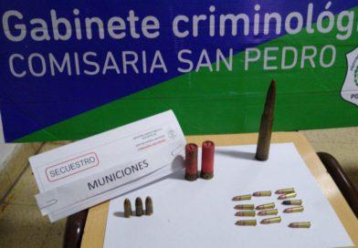 Secuestran municiones en una investigación por «abuso de armas»