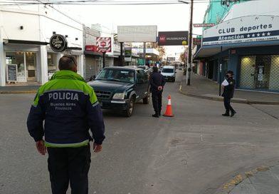 Incumplimiento del ASPO: Más de 90 personas infraccionadas en los últimos 5 días