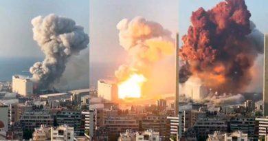 [Internacionales] Explosiones de nitrato de amonio, como las de Beirut, causaron 2.000 muertos