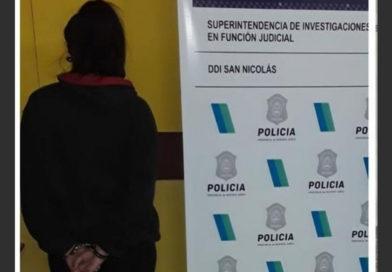 [Regionales] San Nicolás: Detuvieron a una mujer que protagonizó un homicidio en junio pasado