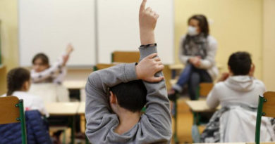 Dos días por semana y con horarios escalonados: así planea la Provincia la vuelta a las aulas