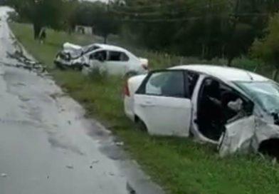Ramallo: una mujer falleció en un grave accidente entre dos autos