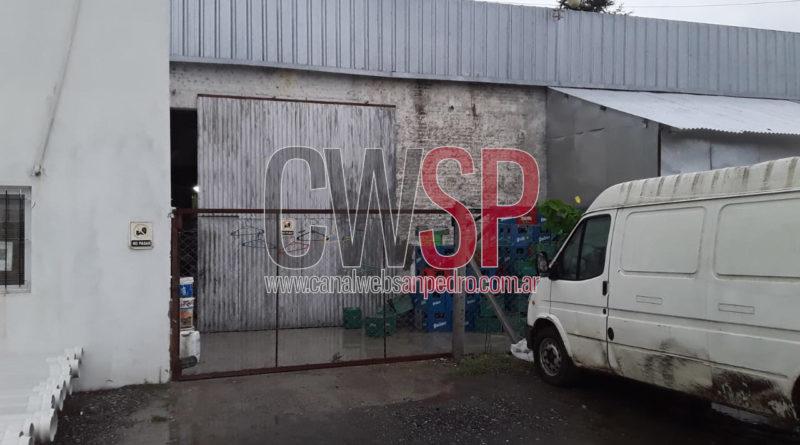 Asalto a una fábrica en Río Tala: un delincuente murió y cuatro fueron detenidos