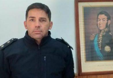El oficial inspector Marcos Lezcano asume interinamente en el Destacamento de Sta. Lucía