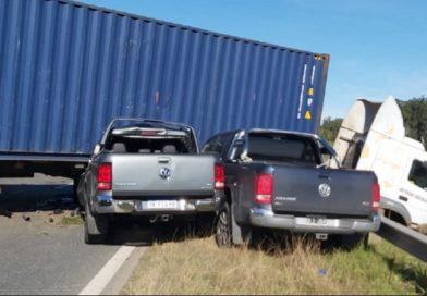 Zárate: Dos personas perdieron la vida en la Ruta Nacional 12