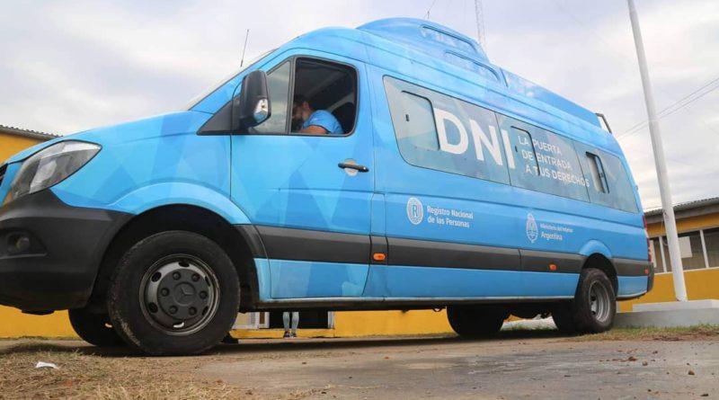 Nuevo operativo DNI en Río Tala, Gdor. Castro y San Pedro